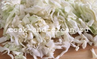 вкусная тушеная капуста рецепт на сковороде