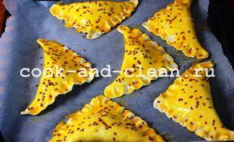 вкусные пирожки с капустой пошаговый рецепт