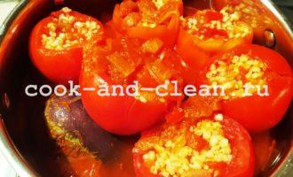 вкусные фаршированные овощи