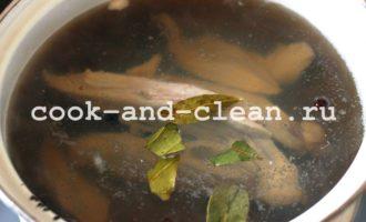 вкусный куриный суп фото