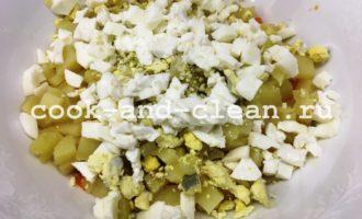 индейка салат рецепт