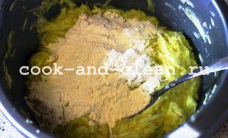 кабачковые оладьи рецепт простой на сковороде