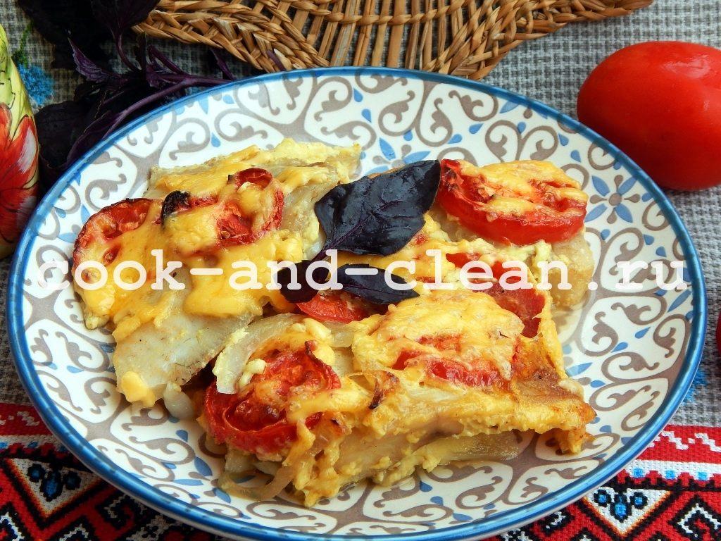 как вкусно приготовить тилапию в духовке