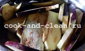 как приготовить баклажаны в карамели