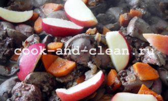 как приготовить печеночный паштет