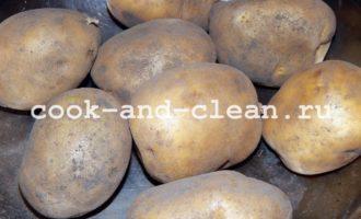 картофель айдахо рецепт