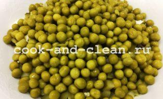 оливье с индейкой