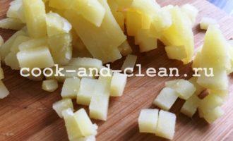 оливье с языком говяжьим рецепт