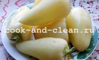 перец с петрушкой на зиму рецепты