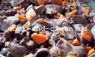 печеночный паштет рецепт с фото