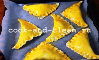 пирожки с капустой вкусные простой