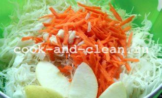 приготовление капусты за сутки