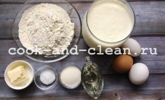 простой рецепт блинов на молоке
