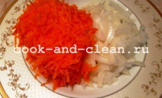 рецепты фаршированных овощей с фото