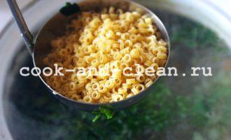 рецепт куриных супов простых и вкусных