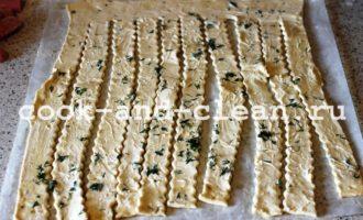 рецепт пирога с сосисками