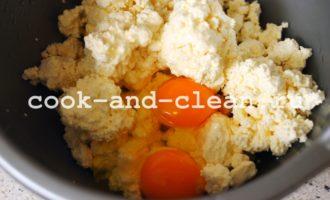 рецепт творожной запеканки без муки