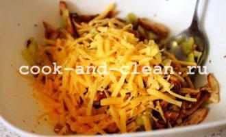 салаты в тарталетках рецепты с фото простые