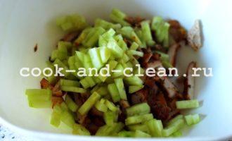 салат в тарталетках рецепты с фото