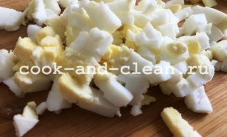 салат оливье с языком рецепт