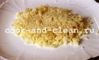 салат со шпротами рецепт фото