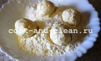 сырники в духовке рецепт с фото пошагово