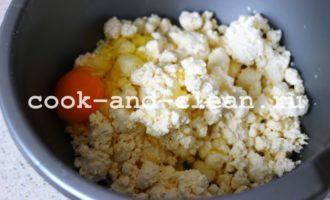 сырники из творога с изюмом