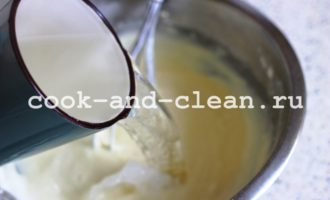 фото рецепт заварные блины на кефире