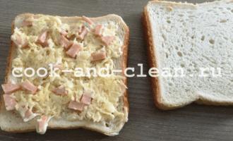бутерброды с картошкой горячие