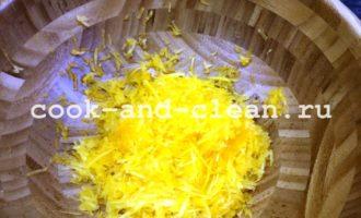 драники из тыквы рецепты
