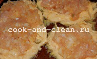 драники картофельные с мясом рецепт