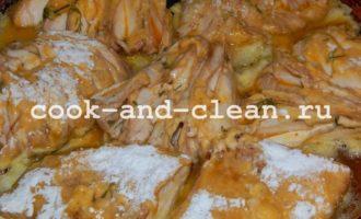 как готовить грибы зонтики рецепт