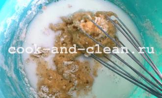 как приготовить блины с припеком рецепт