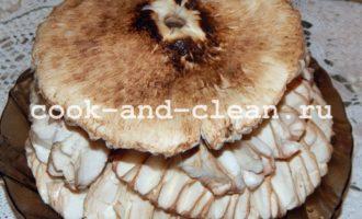 как приготовить грибы зонтики в кляре