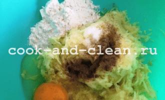 как сделать драники из картофеля и кабачков