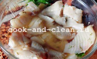 как сделать заливное из рыбы