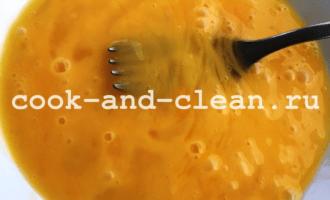 лаваш яйцо сыр на сковороде на завтрак