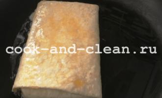 начинка из лаваша с яйцом и сыром