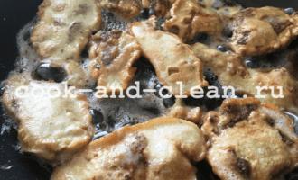 печень куриная в кляре рецепты приготовления