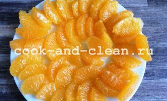 пирог с мандаринами рецепт с фото