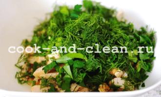 рецепты салатов с куриной грудкой с фото