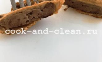 рецепт куриной печени в кляре на сковороде