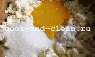 рецепт сырников без муки на сковороде