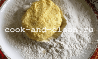 сырники с манко без муки рецепт