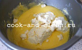 творожные кексы в силиконовых формочках рецепты
