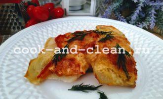 Отбивные с картошкой в духовке