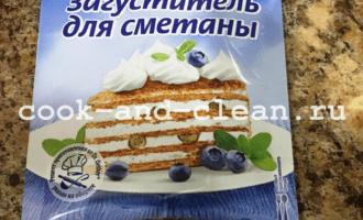 быстрый торт из печенья без выпечки