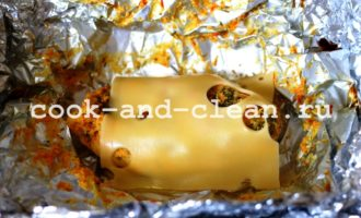 грудка куриная запеченная в духовке с сыром