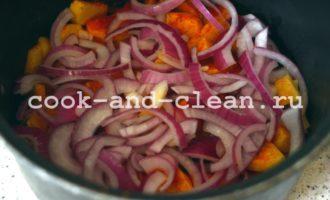 как приготовить Картофель с шампиньонами в духовке