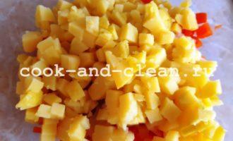 как приготовить винегрет с квашеной капустой рецепт